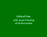 Watch a short explanation of Cage's composition for <i>Child of Tree</strong>i>